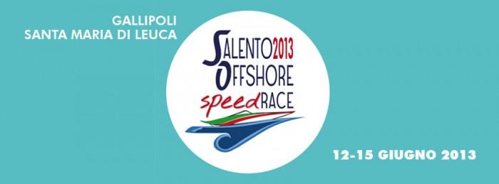 salento offshore speed race 2013